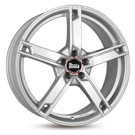 Nowe felgi MAM W4 16x6.5 5x100 Skoda Kamiq Rapid Audi A1 TT VW Golf SP