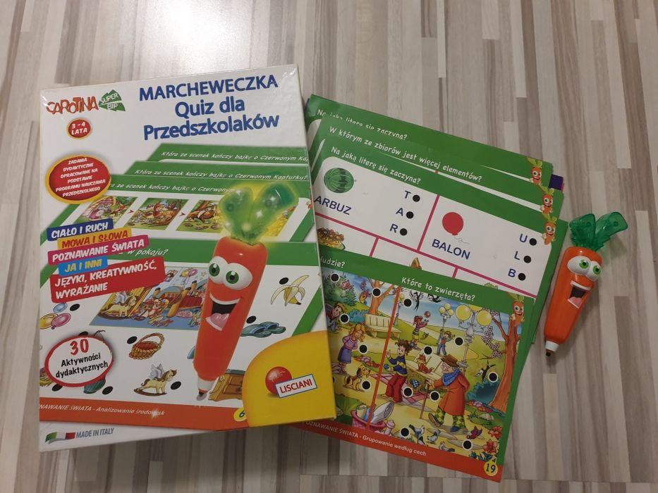 Quiz marcheweczka Lisciani Kłobuck - image 1