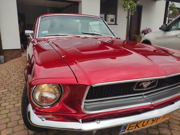 Mustang do ślubu  wyjatkowy!!!