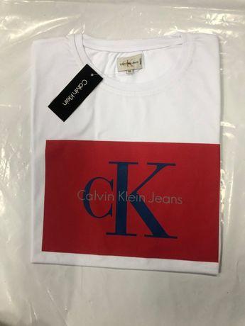 Calvin Klein,Tommy,Armani Koszulki MESKIE WYPRZEDAZ Rozmiary XL-XLL