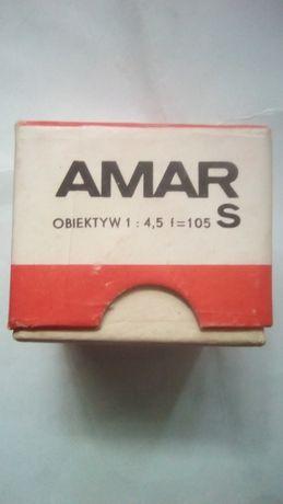 Объектив Amar 1:4,5=105 S