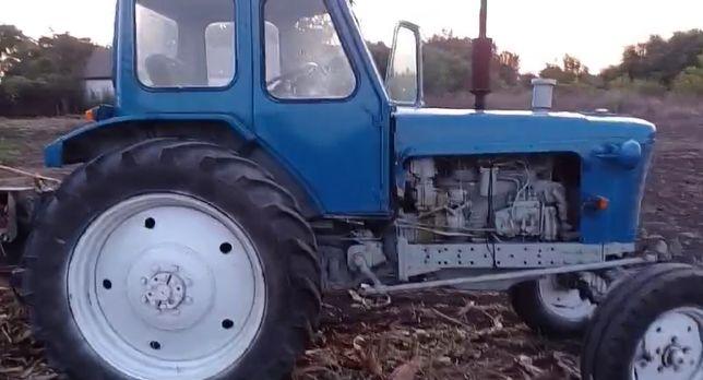 Трактор ЮМЗ 6, сельхозтехника