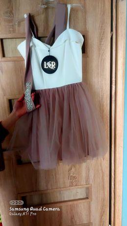 Sukienka nowa 34 okazja Premium