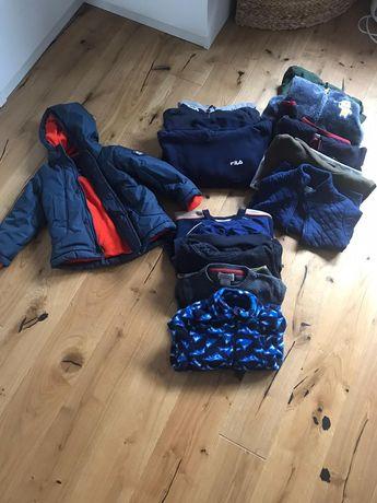Ubranka dla chłopca 92-98