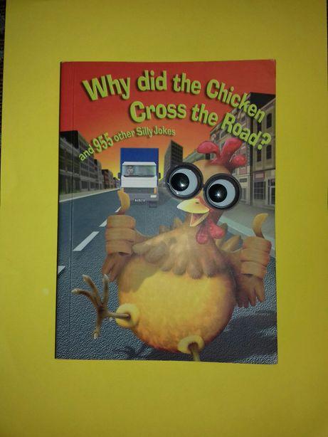 Книга загадок на английском.