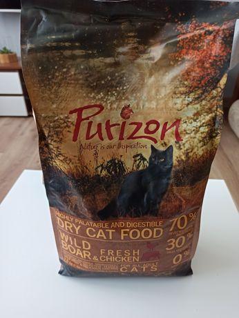 Sucha karma Purizon dla kota