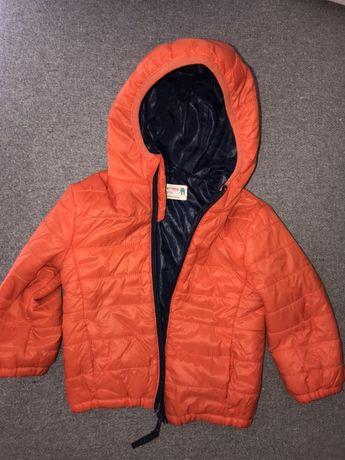 Продам куртку осень-весна 9-12 мес