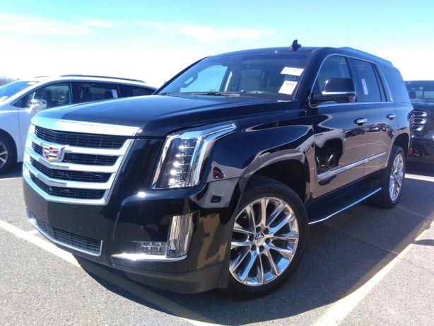 2018 Cadillac Escalade LUXURY Авто из США USA