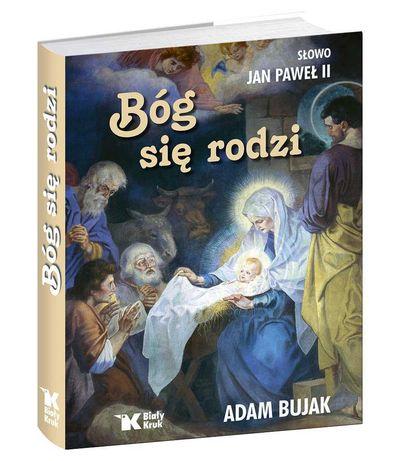 książka ''Bóg się rodzi''