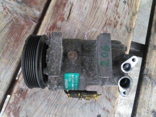 pompa klimatyzacji sprężarka peugeot 206 benzyna