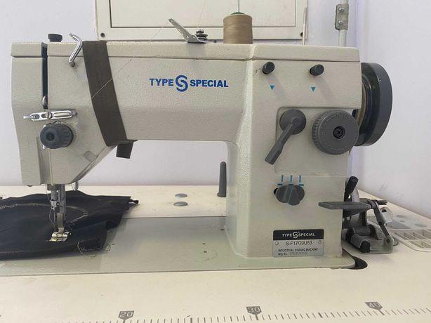 Промышленная швейная машина зигзаг Type Special S-F17/20U53