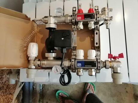 Смонтирую системи отопления водоснабжения канализации