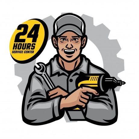 Ремонт газовых колонок, котлов, ремонт котлів, ремонт стиральных машин