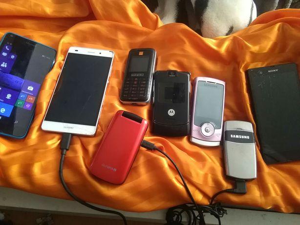 Rozne Telefony