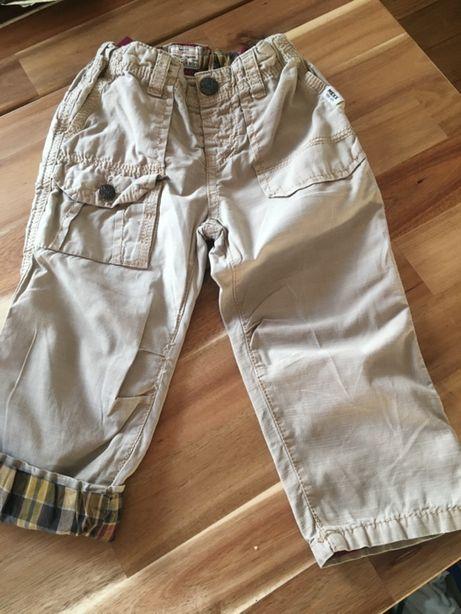 Spodnie z podszewka Mexx 80cm
