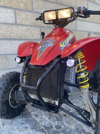 Polaris Scrambler 500 4x4