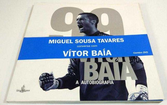 Vítor Baía: a autobiografia