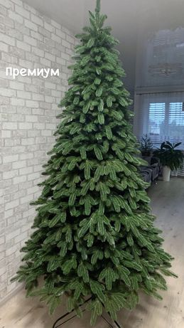 -20% Искускуственная литая Ель Премиум! Новогодняя елка!