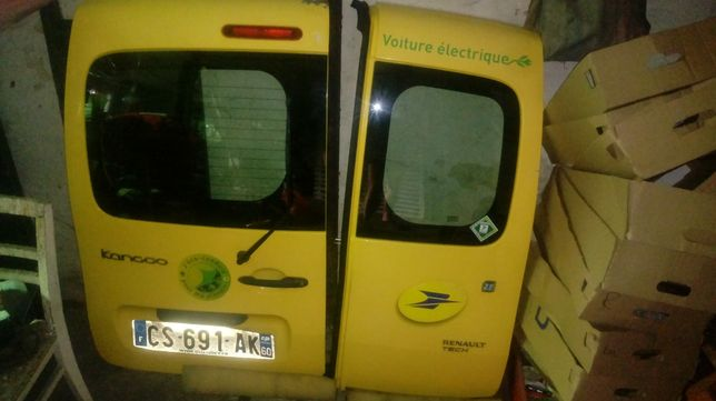 Drzwi tylne Renault Kango