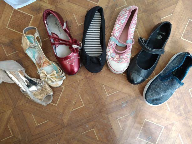 Обувь девочке