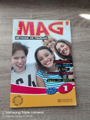 La mag méthode de français, książka do języka francuskiego