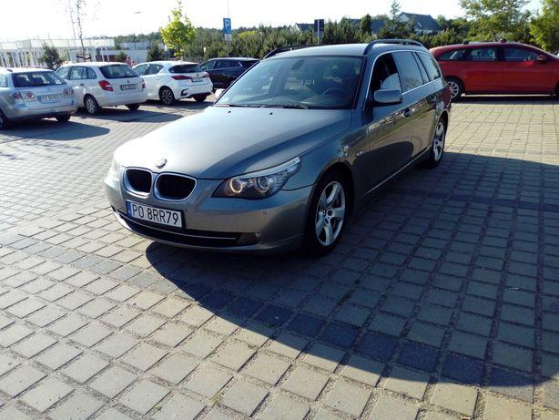 BMW E61 520D zarejestrowane