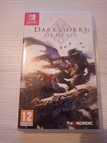 Darksiders Genesis Nintendo switch