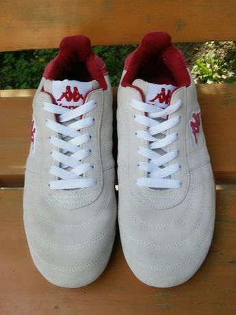 Замшевые кроссовки Kappa. 38 р. Для мальчика