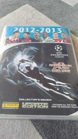 Sprzedam album kart Panini Champions League 2012/2013