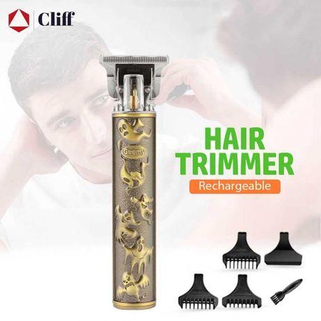 Професійна машинка-триммер для стрижки волосся,бороди GEEMY 6627