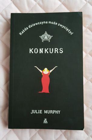 Książka Konkurs Julie Murphy