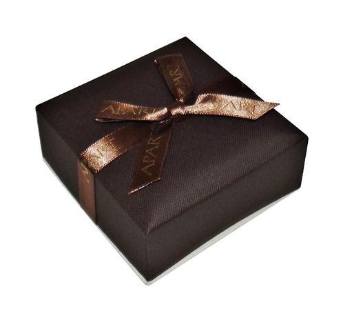 NOWE 8,7x8,7x4 APART pudełko na biżuterię