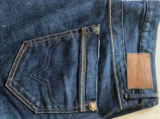 Pepe Jeans TOOTING - Jeansy Straight Le, regular fit 36/32, męskie