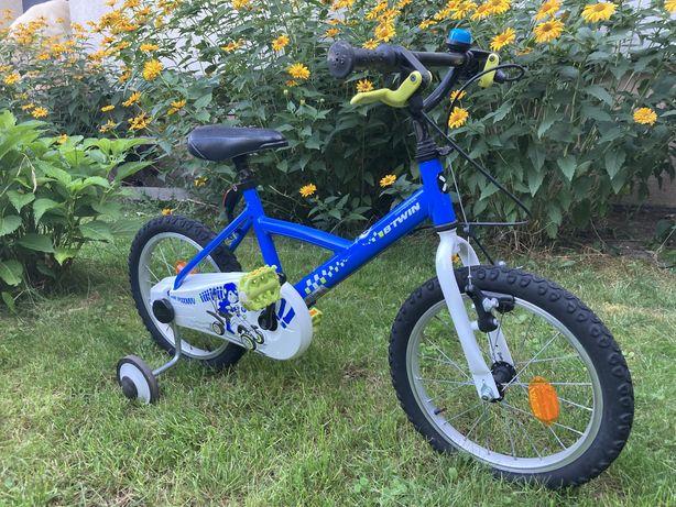 Rower dzieciecy B-Twin 16cali