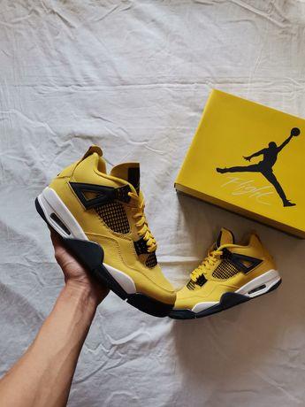 Air Jordan 4 Lighting