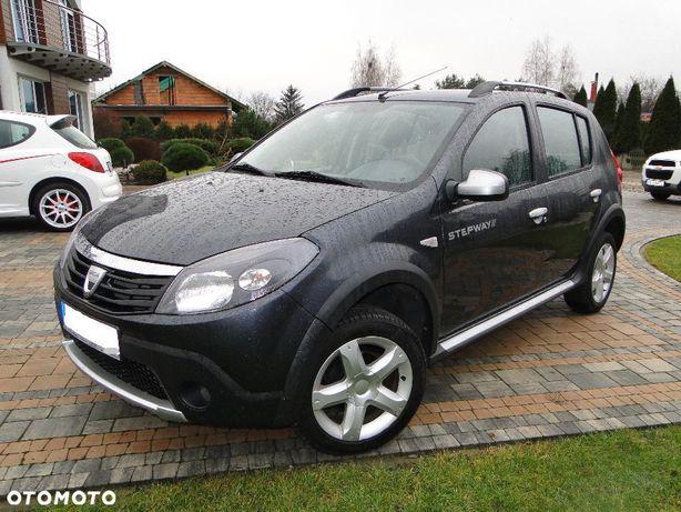 Dacia Sandero Stepway Dacia Sandero Stepway 1.5 dci
