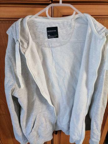 Bluza męska XL biała