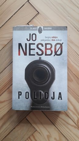 """Policja"" Jo Nesbø"