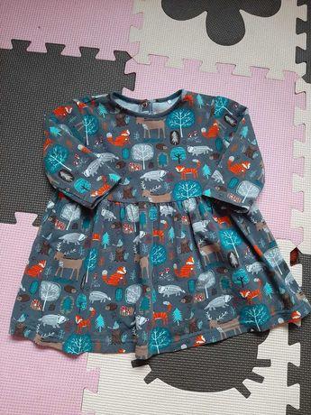Платье для девочки 80 р