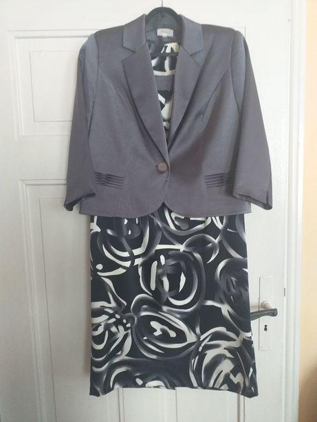 Sukienka + żakiet