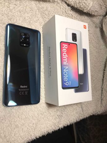 Смартфон Xiaomi Redmi Note 9 Pro 6/128GB Grey ( на гарантии)