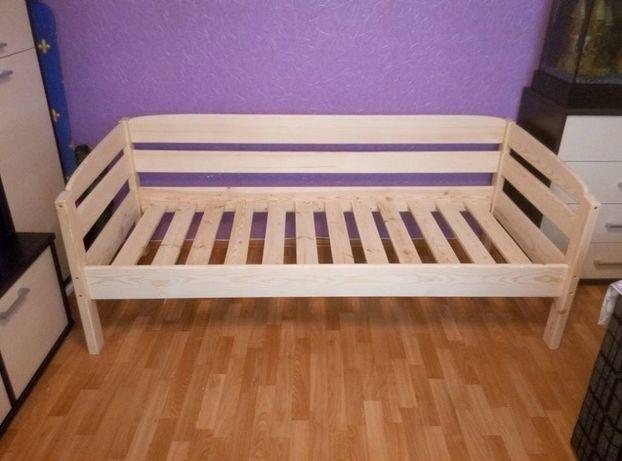 Кровать детская деревянная 1спальная , 190*80 см