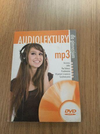Audio-lektury i gra Psi-Ops na ps 2