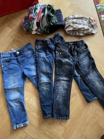 Речі для хлопчика джинси кофти