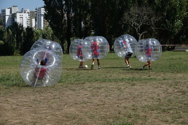 Aluguer Bubble Futebol