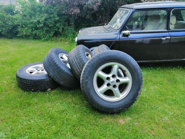 5 sztuk kół 16'' 5x120 Land Rover Range Rover Discovery BMW