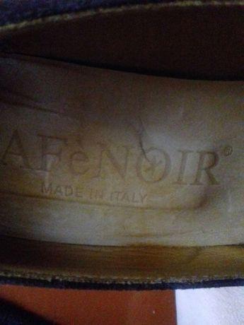 Туфлі шкіряні Італія