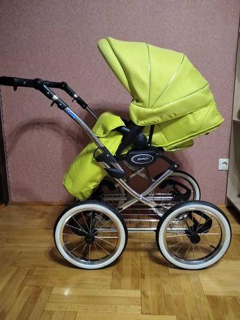 Дитяча коляска ADAMEX ROYAL 2in1