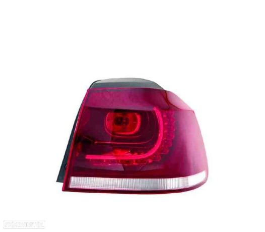 FAROLINS TRASEIROS PARA VW GOLF VI GOLF GTI / GTD / R 09-
