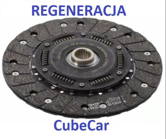 Regeneracja tarczy sprzęgła - KEVLAR